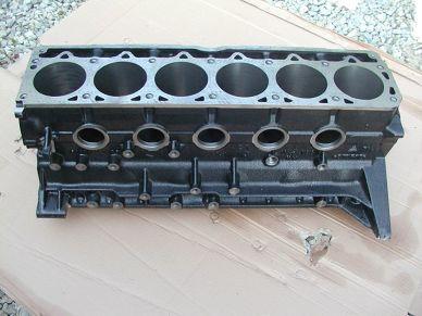 בלוק מנוע חדש 4.0 ליטר עם גל ארכובה סופה+YJ+XJ+ZJ 4