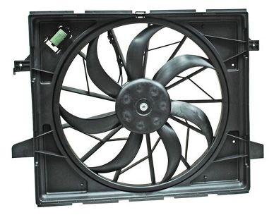 מאורר חשמלי עם כונס ג.צירוקי WK2 מנועי 3.6-5.7 ליטר+דיזל 3.0 ליטר